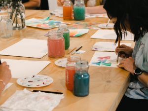 Julia Reader Watercolour Painting Workshop